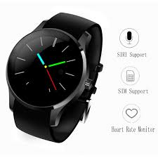 round gsm bluetooth smartwatch phone k88s smart watches heart rate