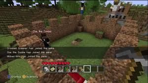 minecraft house ideas xbox 360