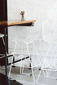Modern White Bar Stool Best 25 White Bar Stools Ideas On Pinterest White Kitchen