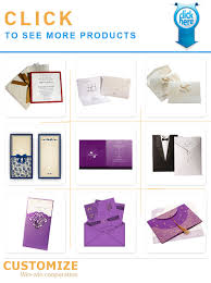 Cards Invitation Butterfly Ribbon Design Indian Wedding Cards Invitation Buy