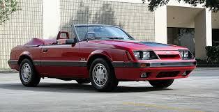 1986 mustang gt convertible bright 1986 ford mustang gt convertible mustangattitude com