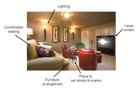 tips for creating a media room big or small devine decorating
