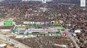 Kauffman Stadium Map Brywood Centre Retail 8600 8724 E 63rd St Kansas City Mo