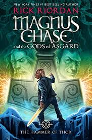amazon com magnus chase and the gods of asgard book 2 the hammer