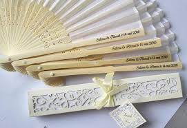 personalized paper fans 100pcs lot personalized luxurious silk fold fan in