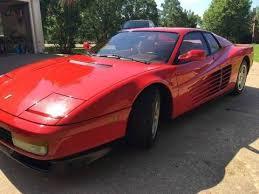 1989 testarossa for sale testarossa for sale in massachusetts carsforsale com