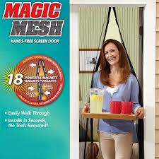 Magic Mesh Curtain Magic Mesh No Mosquito