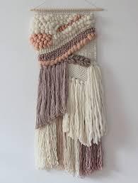 best 25 weaving wall hanging ideas on weaving loom