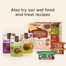 rachael ray nutrish natural dry dog food real chicken u0026 veggies