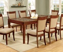 solid cherry dining room set dining room horrifying 9 piece cherry dining room set wondrous