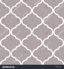 moroccan trellis pattern stock vector 499428391 shutterstock