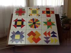 How To Make A Barn Quilt Barn Quilt Show Your American Pride With This Beautiful Flag
