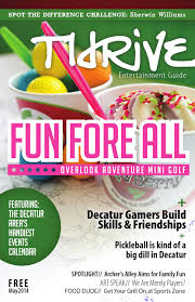 garden family restaurant decatur il may 2014 thrive entertainment guide by thrive entertainment guide