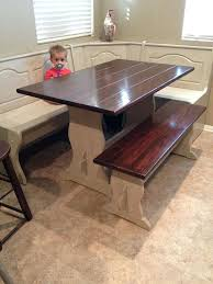 kitchen table with booth simple booth dining room sets with ideas