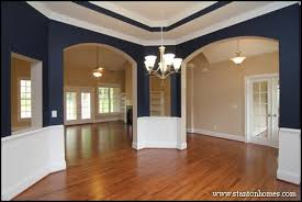 dining room trim ideas new home building and design home building tips