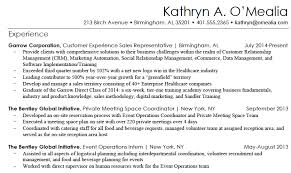 Appealing Resume Title Examples Customer by How To Write A Marketing Resume Hiring Managers Will Notice Free