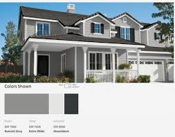 home exterior paint schemes exterior painting colors chesapeake
