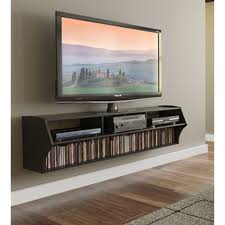 floating tv stand living room furniture and wall mounted media
