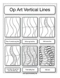 op art coloring pages op art designs for kids op art and the elements of art art