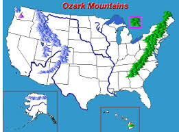 united states map with rivers and mountain ranges map usa mountains major tourist attractions maps