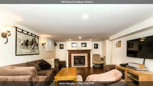 180 edmund sudbury ontario virtual tour youtube