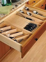 Kitchen Drawer Storage Ideas Kitchen Drawer Organizer Free Home Decor Oklahomavstcu Us