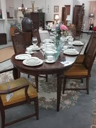 stores kitchener the millionaire s daughter gibbard dining table and chairs