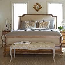 stanley bedroom furniture set stanley furniture arrondissement palais upholstered bed in sunlight