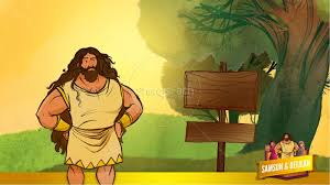 samson and delilah kids bible stories kids bible stories