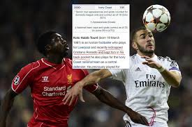 Kolo Toure Memes - liverpool news kolo toure gets brilliant new wikipedia entry to