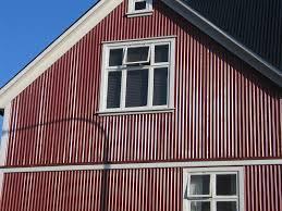 corrugated steel siding details med art home design posters