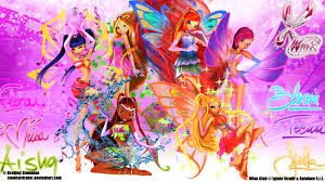 winx club wallpaper believix 3d bloom nick bradsimonian