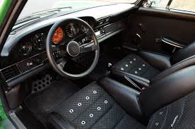new porsche 911 interior singer mixes new porsche 911 with old one autoevolution