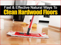 How To Clean Hardwood Laminate Floors How To Naturally Clean Your Hardwood Floors Ohsimply Com
