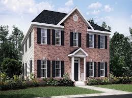 adams floor plan in meridian crossing single family homes