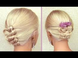 prom updo instructions diy wedding hair 5 braided looks we love bridalguide
