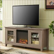 living room television stand with fireplace media stand with