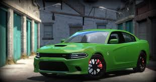dodge charger hellcat gta gaming archive