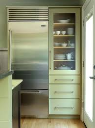 Small Kitchen Storage Cabinets by Smart Storage Ideas For Small Kitchens Traditional Home
