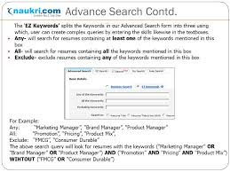 keywords in resume resume database access index introduction getting started resdex