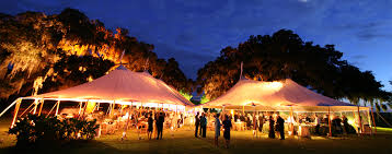 rent a wedding tent sperry tents southeast wedding party tent rentals