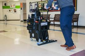how to clean scuff marks from commercial floors kaivac cleaning