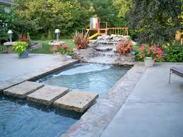 outstanding idea to build a great pond design for backyard vintage