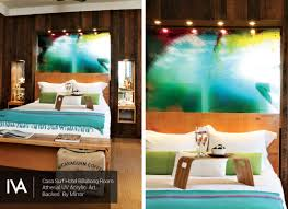 hospitality projects impact visual arts wall graphics art decor custom graphics custom art hospitality art graphics