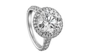 cartier diamond ring engagement ring cartier destinée by cartier engagement rings