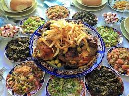 menu cuisine marocaine recette marocaine home