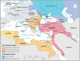 Ottoman Empire Facts Map Of Ottoman Empire With History Facts Ottoman Empire History