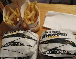 halloween horror nights discounts burger king wonderful wonderblog burger king halloween whopper
