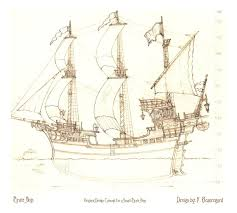 pirate ship by built4ever on deviantart