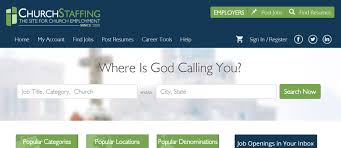 Posting Resume Online While Employed by 7 Tools For Finding Your Dream Church Technology Job